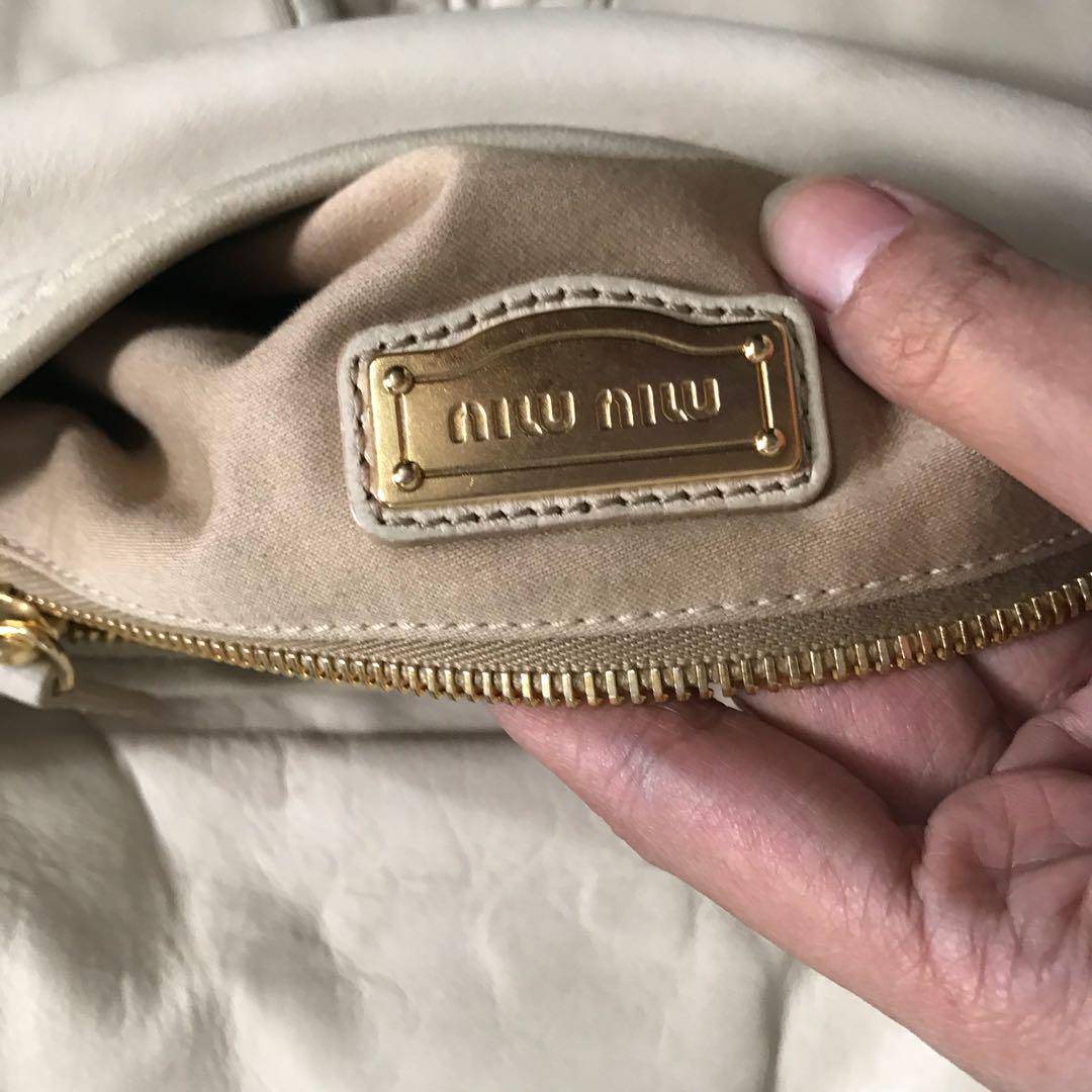 Miumiu Authentic