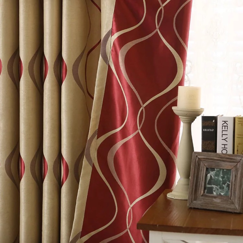 Modern Curtains For Living Room Bedroom Window Blackout