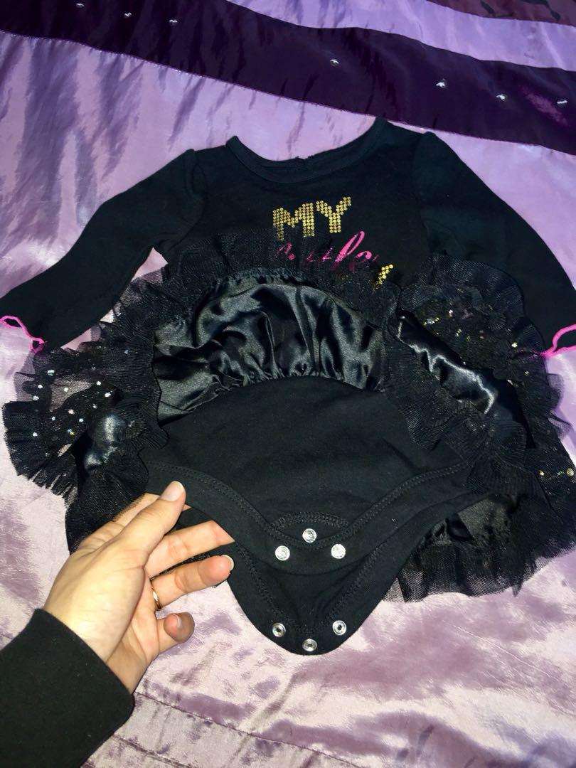 My Little Black Dress - Size 0/3M - Brand New!!