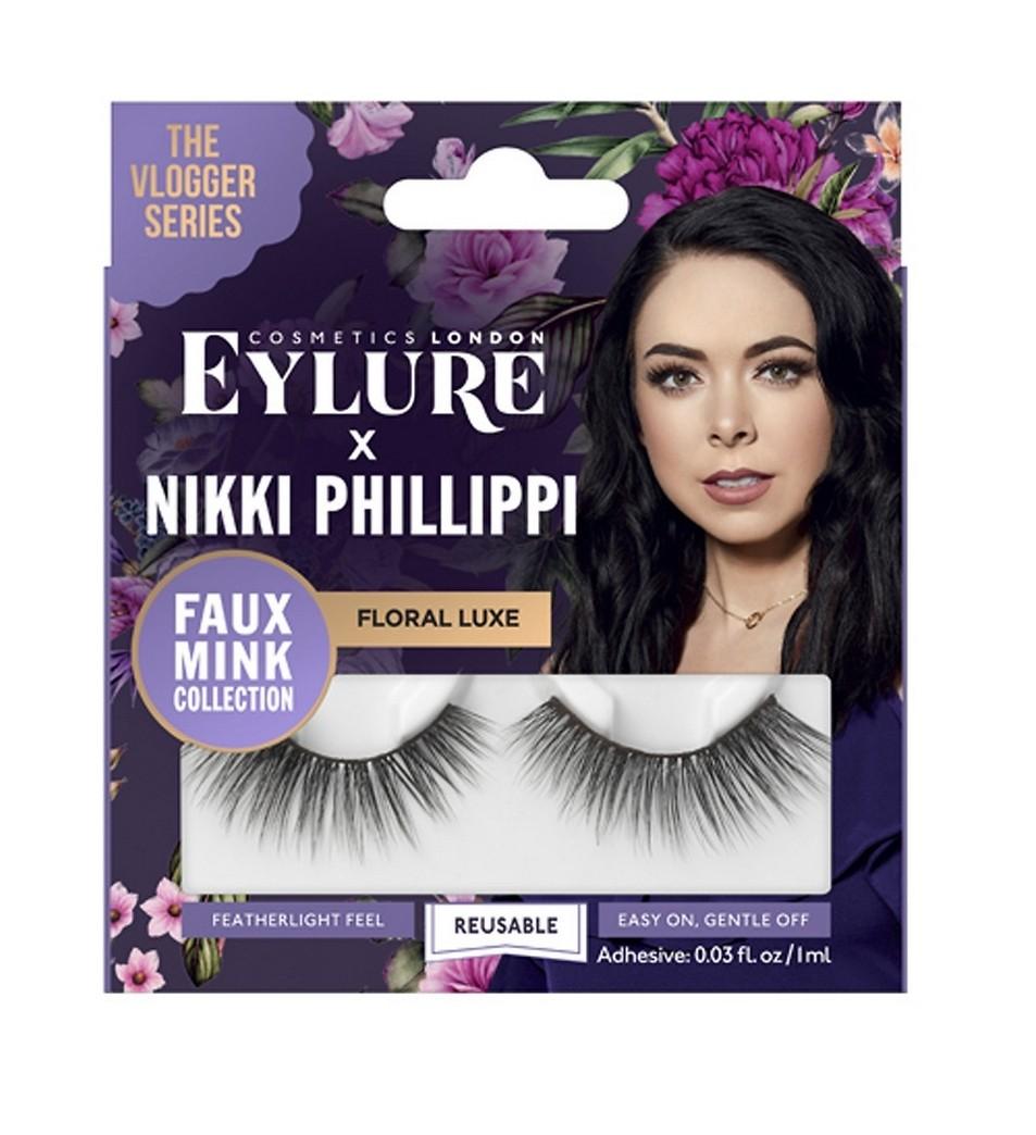 3fd0752008e NEW INSTOCKS* Eyelure x Nikki Phillippi Faux Mink False Eyelashes in ...