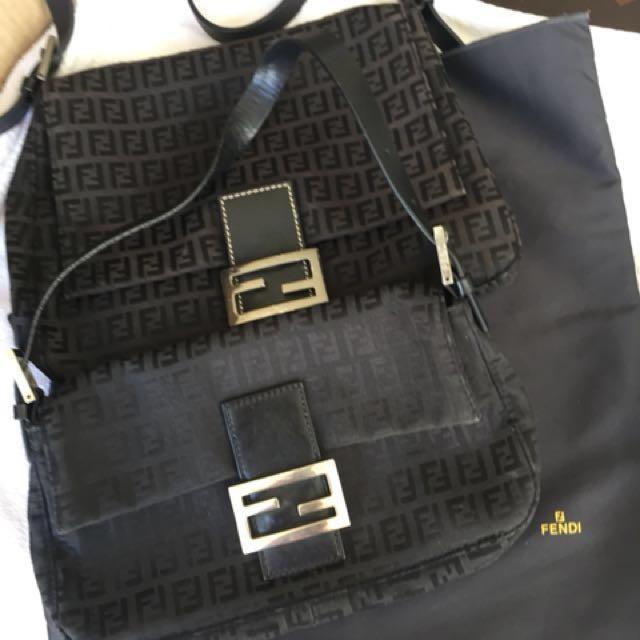5b9f5d69a821 Original Fendi Ladies Handbag
