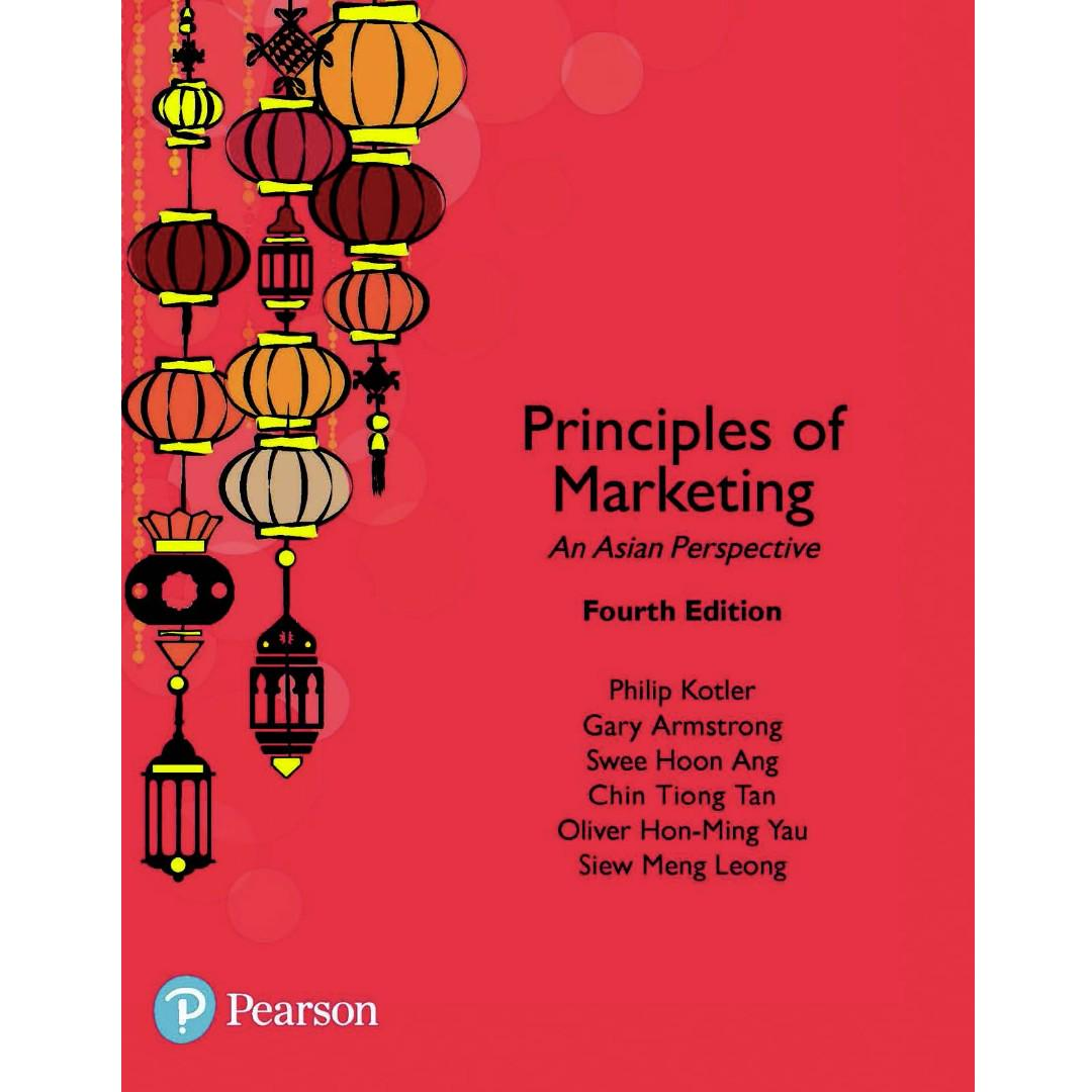 *Free* MKTG1199 Principles of Marketing an Asian Perspective 4th Edition