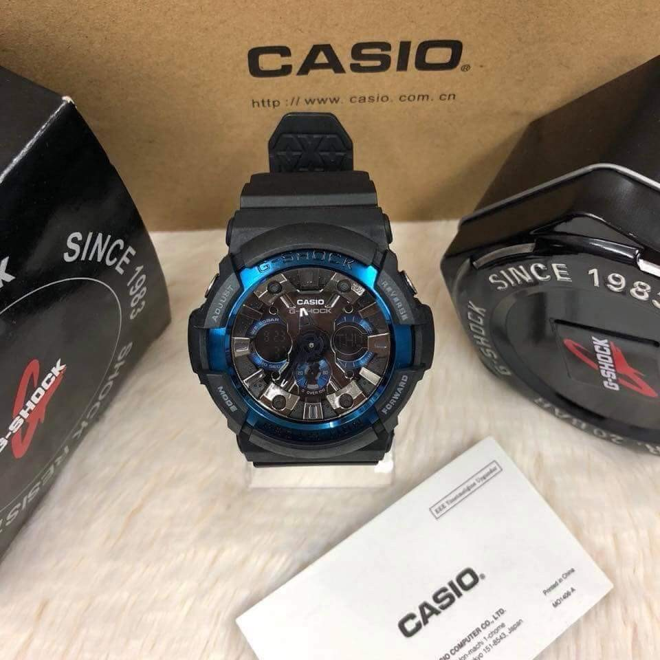 Replica Oem G Shock Ga 200 Mens Fashion Watches On Carousell Casio 110fc 1adr