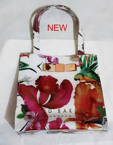 2af98a81cb94 SALE!!! Ted Baker London Small Tote Bag