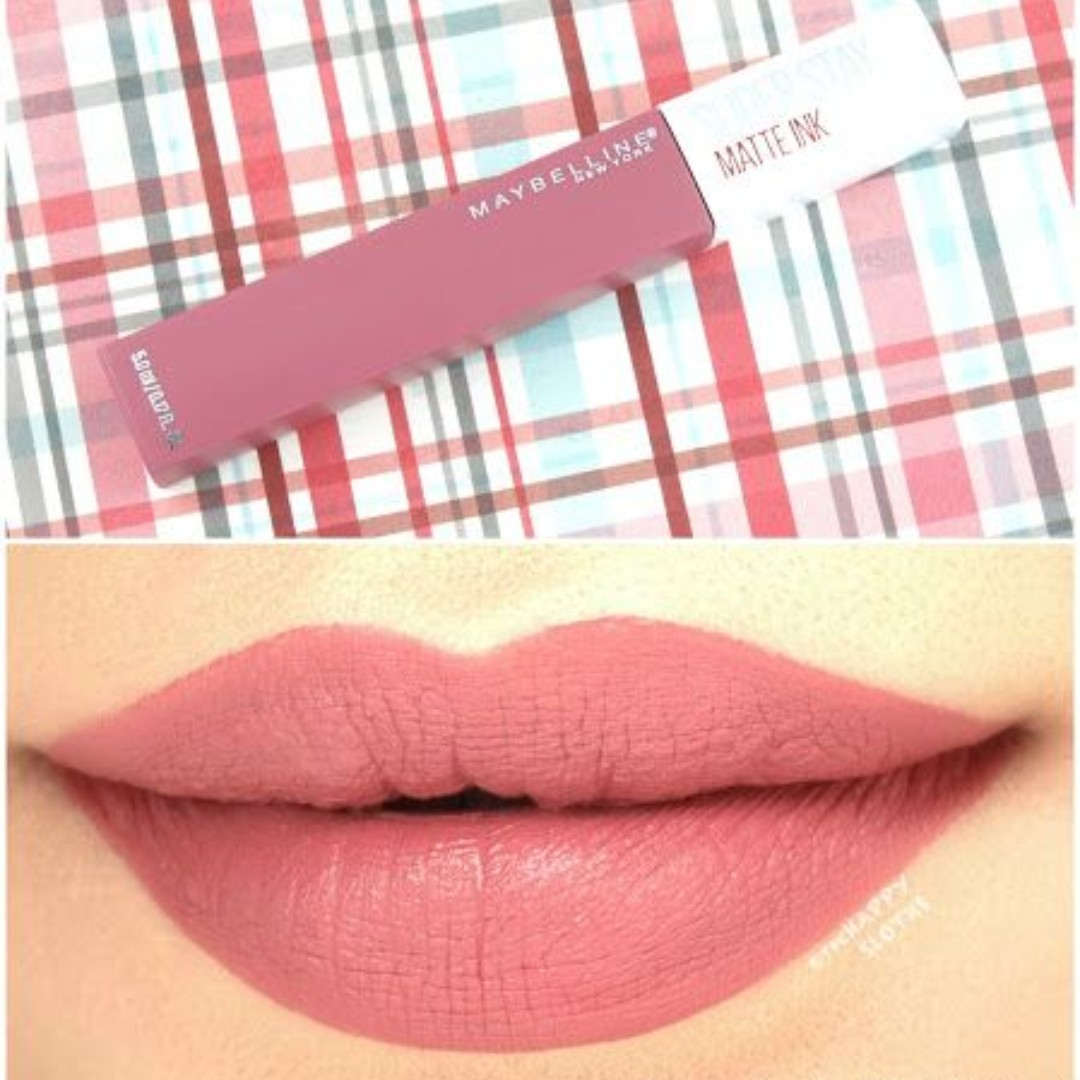 LOVER   - Maybelline Superstay Matte Ink 6b8934a8e64