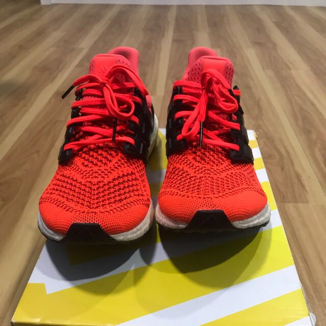 f15533161 Solar red Ultraboost 1.0