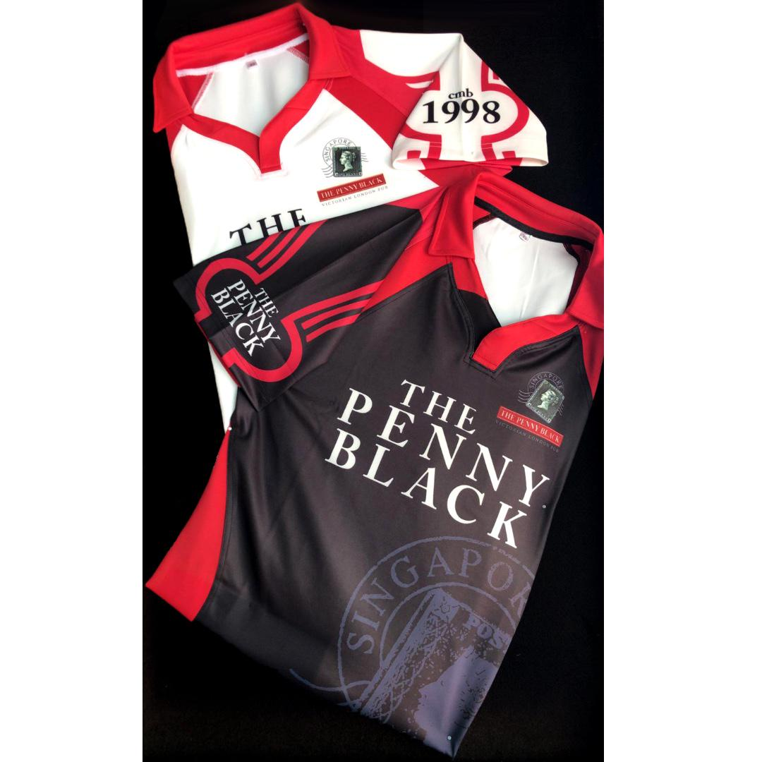 The Penny Black Jersey
