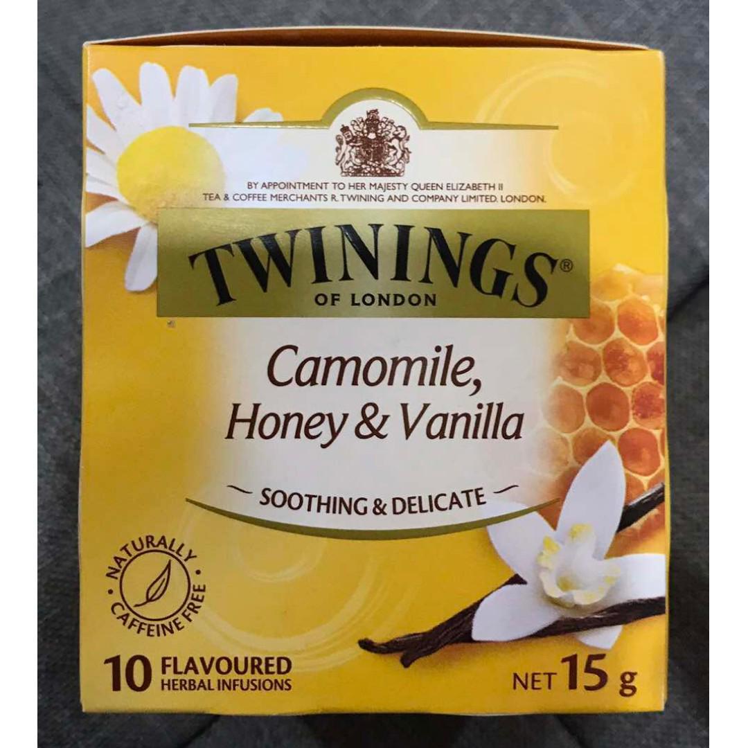 Twinings Camomile, Honey & Vanilla on