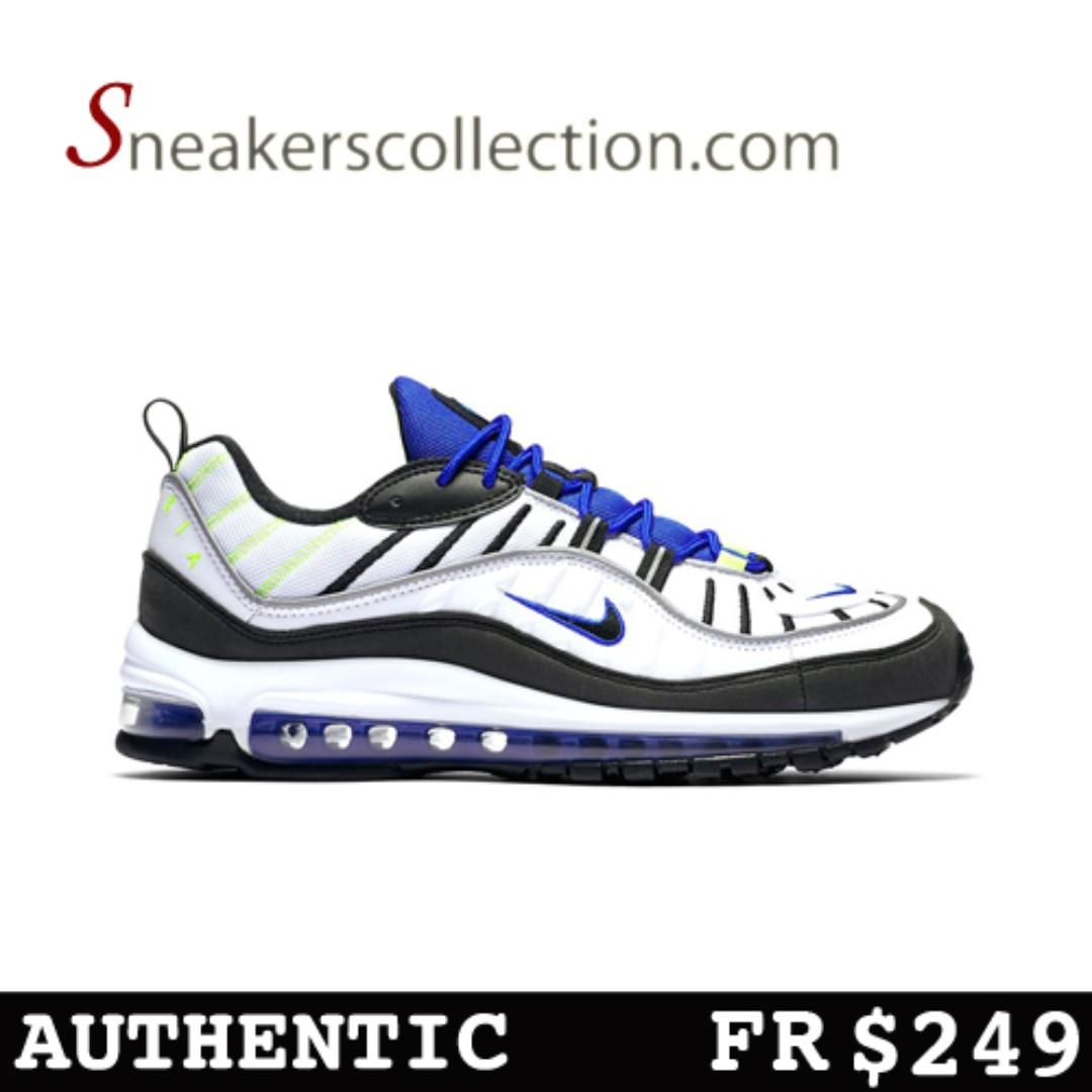 4c0f935fd8 UK7.5-10.5 Nike Air Max 98, Men's Fashion, Footwear, Sneakers on ...