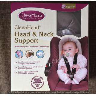 Cleva Mama Head & Neck Support Bantal Baby