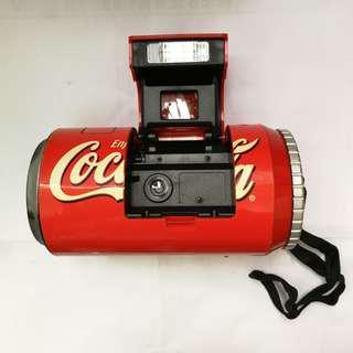 可口可樂1998 聖誕特別版絕版菲林相機