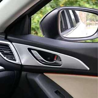 Mazda 3 Skyactiv Inner Interior Door Handle Cover Trim