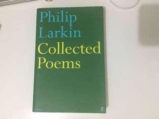 Philip Larkin Collected Poems (A Levels)