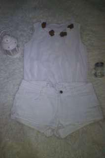 Blouse & Hotpants