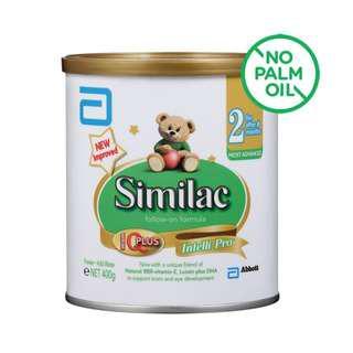 SIMILAC Follow On Milk Formula Stage 2 400g