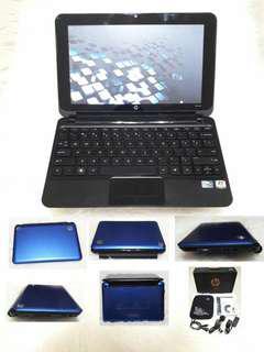 Netbook HP Mini Blue