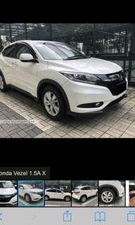 Buying honda vezel 2016 model