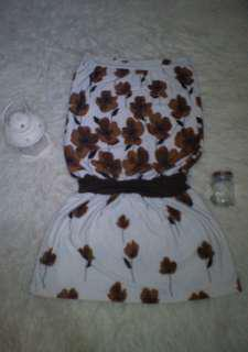 Flower kemben Dress