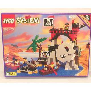 Price Reduced ! Brand New ! Lego 6279 Pirates Skull Island