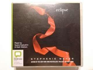 Stephenie Meyer - eclipse 13 CD
