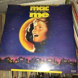 Mac and Me Vinyl Vintage Philippine Pressing