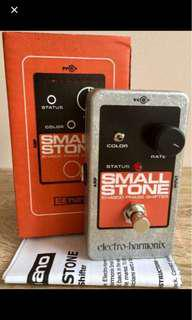 EHX Small Stone Phaser Guitar Effect Pedal