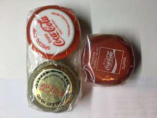 Coca Cola Yoyo 可囗可樂80年代初全新經典懷舊搖搖 香港版 (非賣品,只供欣賞)