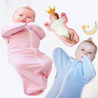 🚚 Swaddle hands up - Cotton Bamboo Modal