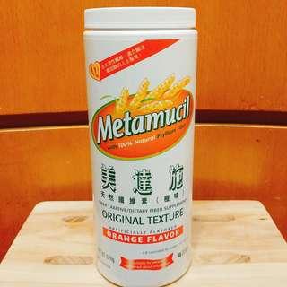 美達施天然纖維素(橙味)  Metamucil orange flavor