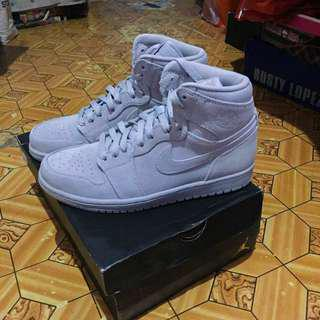 Nike Air Jordan 1 Wolf Grey