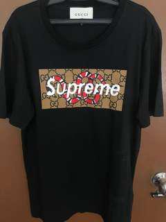 Gucci Supreme Shirt