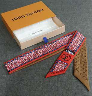 Louis Vuitton (LV) Limited Edition Kabuki Twilly