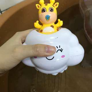 戲水玩具 雨雲小鹿