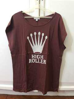 Cotton On Brown Shirt
