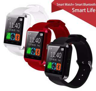 Playful Soft Coloured Basic Bluetooth Smartwatch Smart Watch for All Ages