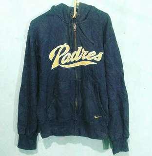 Zipper Nike Padres Navy Original