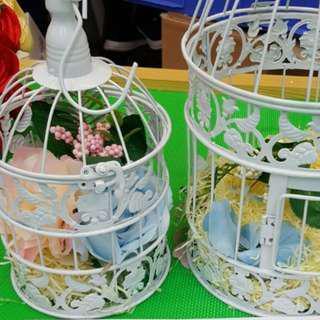 裝飾鳥籠 合婚宴家居擺設
