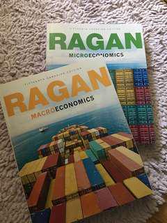 University of Toronto First Year Economics Textbooks
