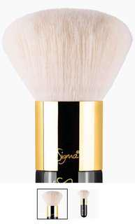 Sigma F94 Kabuki Brush in Black and 18K Gold