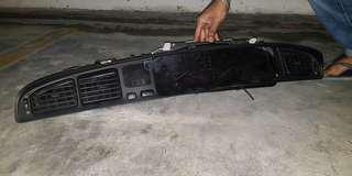 Toyota Crown meter and dashboard cover