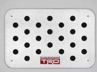 TRD 腳墊踏板