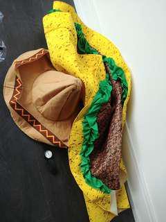 Taco Costume :D
