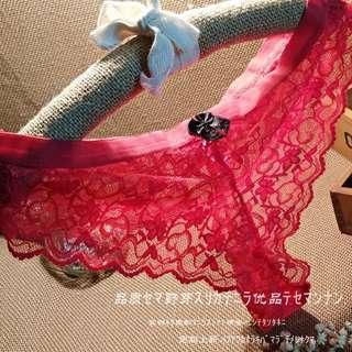 1922d35180d95 Women sexy lace seamless thong underwear