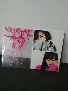Sistar 19 album (CD+photo book)