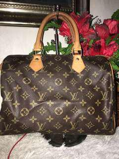 LV SPEEDY30 with code unnoticeable flaw lng Ganda pa😍😍