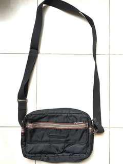 Marithe Francois Girbaud Black Sling Bag
