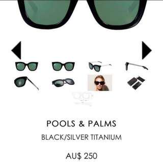 Pools & Palms Sunglasses