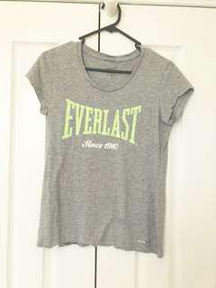 everlast exercise top