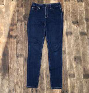 Lee High Rise Vegas Jeans