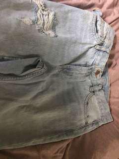 Urban outfitters boyfriend jeans